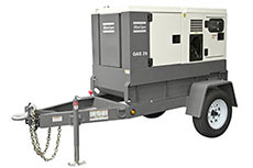 Atlas Copco launches Tier 4 Final QAS 25 generator